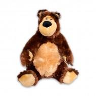 Figurina de plus Urs din Masha si Ursul 25 cm