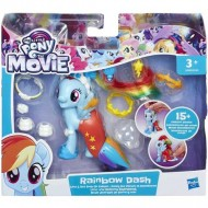 Figurina Rainbow Dash in rochie de sirena My Little Pony:Filmul