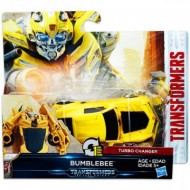 Figurina Robot Bumblebee Transformers Turbo Changer Combiner Force Robots in Disguise