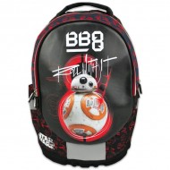 Ghiozdan ergonomic BB-8 Star Wars 42 cm