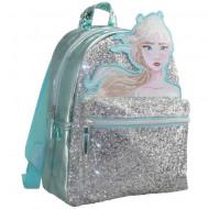 Ghiozdan rucsac gradinita, Printesa Elsa 3D, Disney Frozen