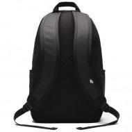 Ghiozdan rucsac Nike negru cu 4 compartimente, 47 cm