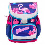 Ghiozdan scoala Belmil Mini Fit - Flamingo