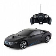 Masina cu telecomanda BMW i8 1:18 neagra