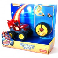 Masinuta Blaze Cu Telecomanda - Blaze and the Monster Machines