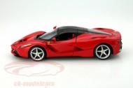 Masinuta Ferrari LaFerrari Rosu 1/18 Bburago