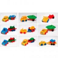 Masinuta Kids Cars 3 in 1 Wader