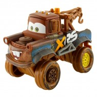 Masinuta metalica Bucsa Mud Racing XRS Disney Cars 3