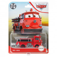 Masinuta metalica Red Disney Cars Deluxe
