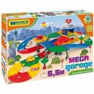 Mega Garaj 5.5 m Wader Kid Cars 3D
