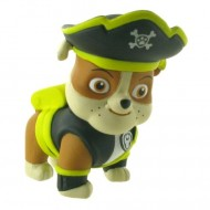 Mini Figurina Rubble pirat Patrula Catelusilor 7 cm