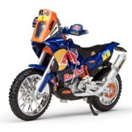 Motocicleta KTM 450 Dakar Rally 1/18 Bburago