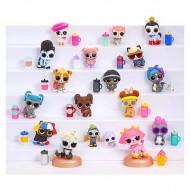 Pachet surpriza cu figurina animalut si accesorii LOL Surprise Fuzzy Pets
