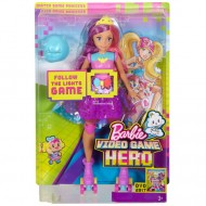 Papusa Princess Barbie Video Game Hero