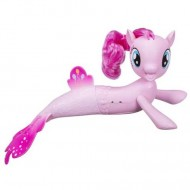 Pinkie Pie Sirena care inoata My Little Pony:Filmul