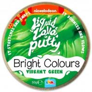 Plastilina Inteligenta Putty verde vibrant Culori Luminoase