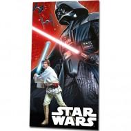 Prosop de plaja Darth Vader Star Wars 140x70, 100% Bumbac