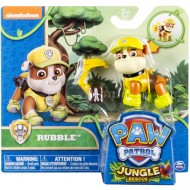 Rubble Figurina Jungle Rescue Patrula Catelusilor