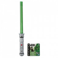Sabie extensibila cu lumini Luke Skywalker Star Wars Ultimul Jedi