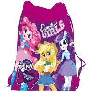 Sac de umar cu snur My Little Pony Equestria Girls