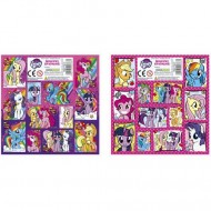 Set 12 abtibilduri My Little Pony