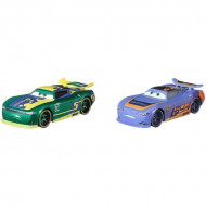 Set 2 masinute metalice Eric Braker si Barry DePedal Disney Cars