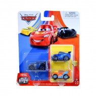 Set 3 masinute metalice Ryan, Ralph, Jackson Storm Mini Racers Disney Cars