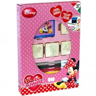 Set 3 stampile Minnie Mouse
