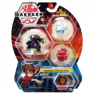 Set Bakugan Start figurina Darkus Lupitheon