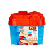 Set Circuit pentru Caile Ferate Builder Bucket Thomas&Friends Track Master