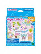 Set creativ Aquabeads - Culori pastelate