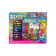 Set creativ cu instrumente de scris parfumate Scentos