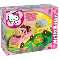Set de cuburi Hello Kitty Mini Safari Unico