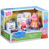 Set de joaca Peppa Pig Bucataria Peppa Pig