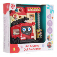 Set de joaca Play - Statia de pompieri