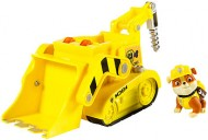 Set Rubble catelusul constructor si vehicul Patrula Catelusilor