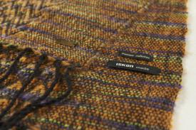 COLORFUL WAVES - ručno tkan šal