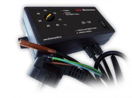 Controler pentru pompa de recirculare IE19 (1senzor)