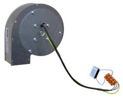 WPB 097 21W - ventilator centrifugal de insuflare aer cazan / ventilator centrala termica - 75mc/ora, 21W