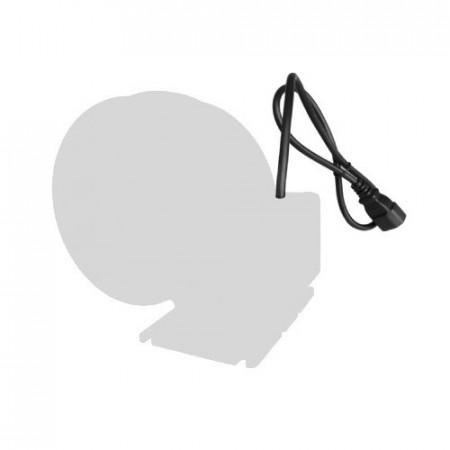 Cablu alimentare ventilator tip cu mufa C14