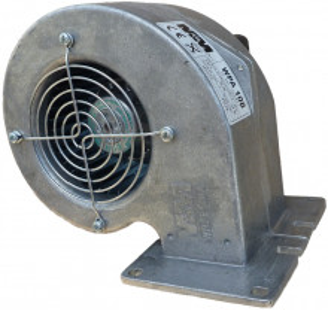 WPA109 - ventilator centrifugal de insuflare aer cazan / ventilator centrala termica - 155mc/ora, 41W
