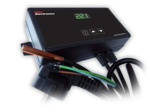 Controler pentru pompa de recirculare IE22v2 (1senzor, 1pompa)