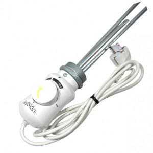 "Rezistenta electrica boiler cu termostat 1500W / 6/4"""