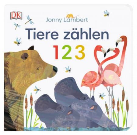 Animalele numără 1 2 3, Tiere zählen 1 2 3, dK, 2+