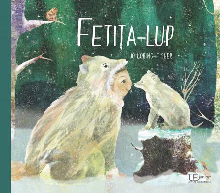 Fetita-lup, Univers Enciclopedic Junior