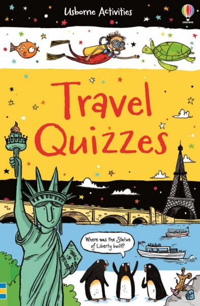 Travel quizzes