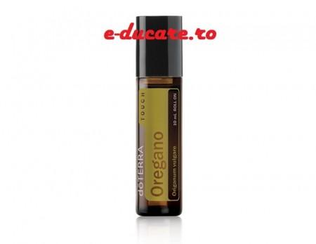 Ulei esential oregano touch, roll-on, oregano, 10 ml