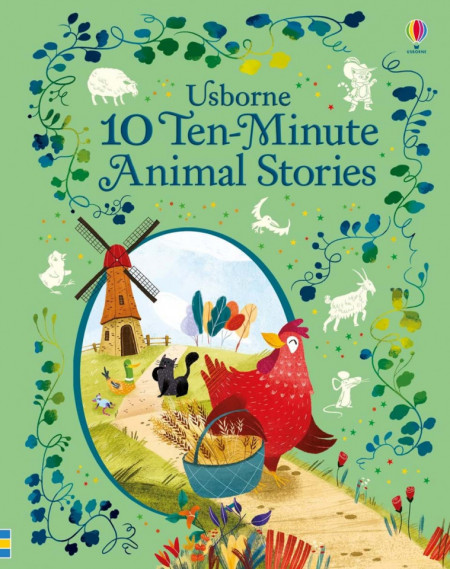 10 Ten-Minute Animal Stories, usborne