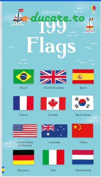 199 flags, Usborne