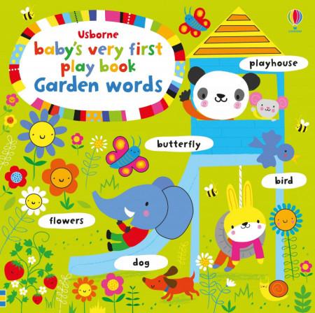 Baby's Very First Playbook Garden Words
